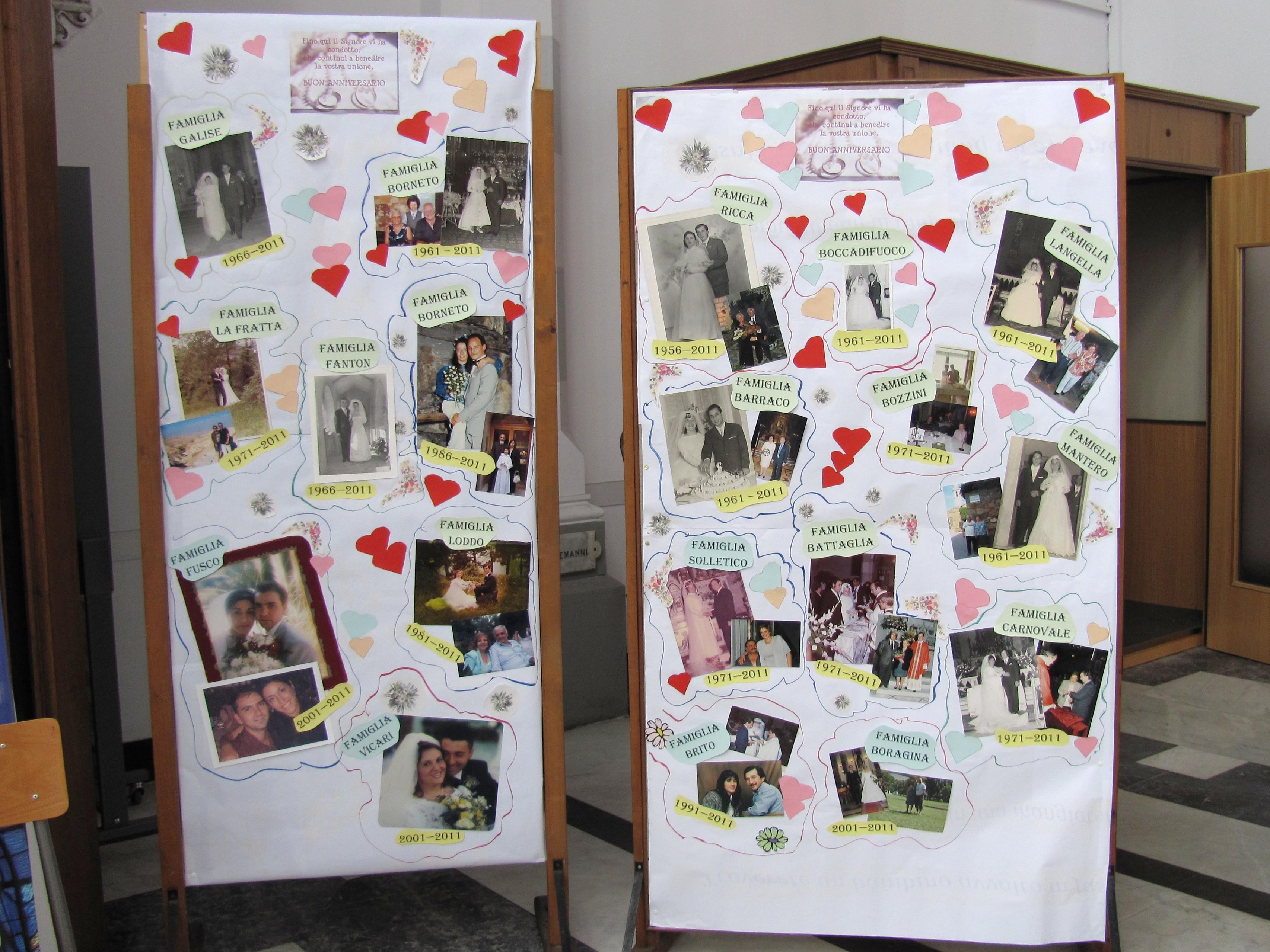 Top Gli anniversari di Matrimonio : Parrocchia San Giuseppe al Lagaccio CX83