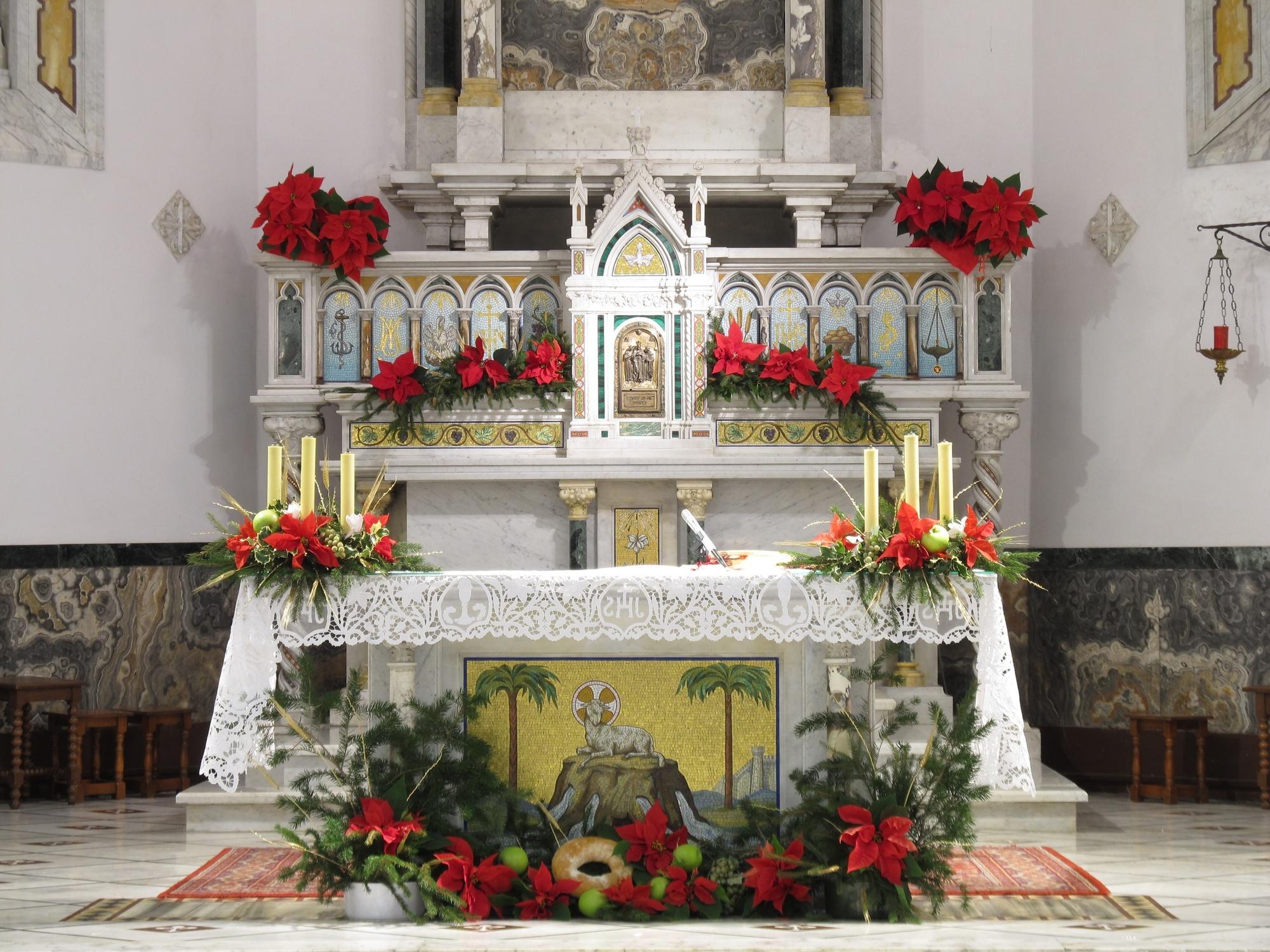 Matrimonio Natale Chiesa : Chiesa parrocchia san giuseppe al lagaccio
