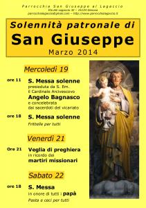 2014-03-19 Volantino Festa San Giuseppe (a colori)