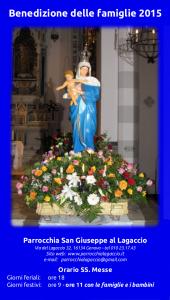 2015 Testi immaginetta benedizione case