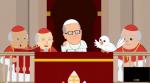 Cartone animato papa