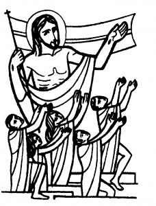 Cristo e i Defunti