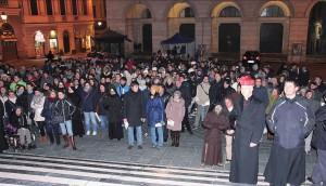 Giovani in cattedrale 2013-12-20