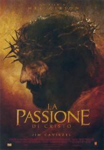 locandina film La Passione di Cristo
