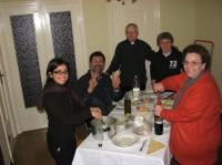 Incontro di alcuni membri dell'Associazione Qumran, da tutta Italia