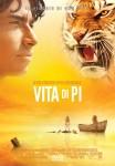 """locandina film """"Vita di Pi"""""""